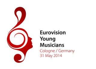 Köln: Heute ( 31.5.2014) Eintritt frei - Eurovision Young Musicians 2014 auf dem Roncalliplatz um 20 Uhr