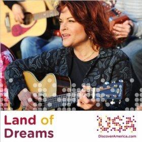 Gratis-MP3 -> Rosanne Cash: Land of dreams