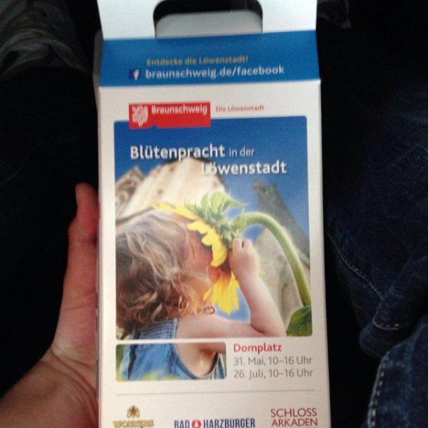 Willkommenspakete in Braunschweig
