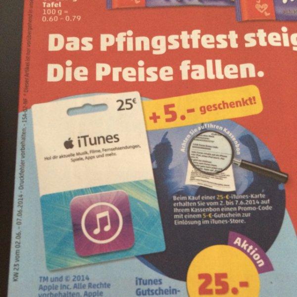 iTunes Karte 30€
