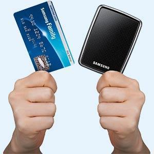 Samsung 120GB 1,8 Zoll Festplatte bei reichelt.de für 37,55 Euro inkl.VK  37,5% gespart