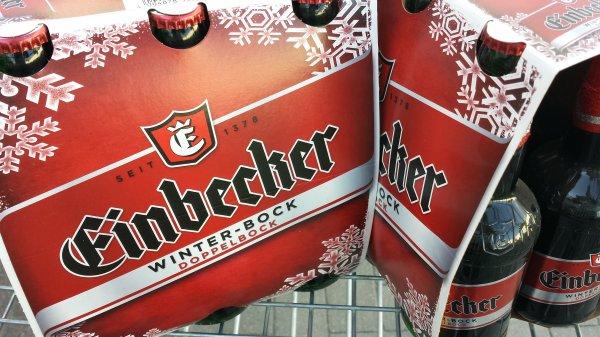 [Kaufland Berlin Marienfelde] Einbecker Winterbock Sixpack - MHD 4.6.14