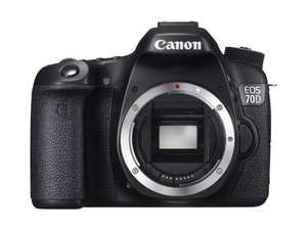 Canon EOS 70D für 799€ [Saturn Super Sunday] ... Abzgl.70€ Cashback sogar nur 729€