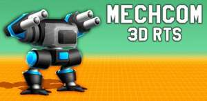 [Amazon App Shop] MechCom - 3D RTS Gratisapp des Tages