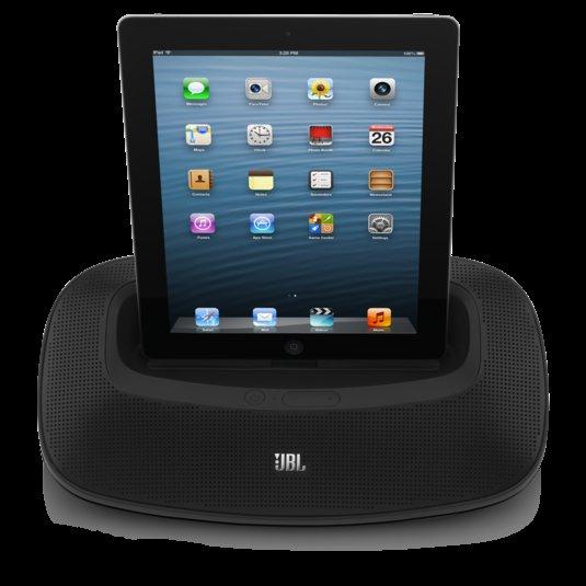 Digitalo JBL OnBeat mini Dockingstation für Apple iPad/iPhone/iPod Schwarz VSK-Frei