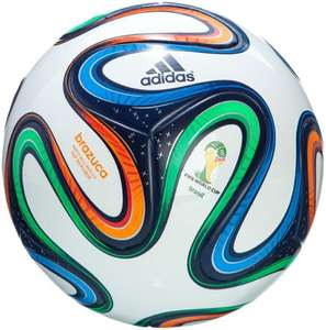 [toom Baumarkt] Adidas Fussball BRAZUCA WM 2014 Top-Replique Ball ab 100€ GRATIS