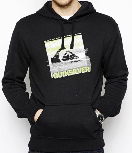 Quiksilver™ - Herren Kapuzenpullover/Hoodie (Schwarz) für €16,73 [@Asos.de]