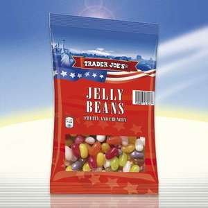 Jelly Beans (TRADER JOE'S®) 250-g-Beutel 1,79 €  ab Montag bei Aldi Nord
