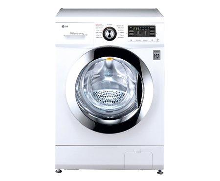 Waschmaschinen-/Trockner-Kombi LG Waschtrockner F1496AD3 für 469,05€