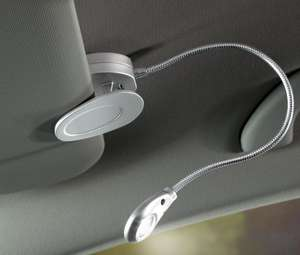 TCM LED-Leselampe für 5€ (Versandkosten: 4,95€) @Tchibo