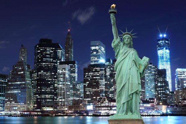 Flug von Luxemburg -> New York für 323€