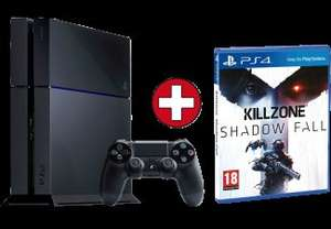 Mediamarkt Playstation 4 | PS4 Konsole + Killzone: Shadow Fall