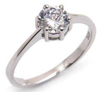 Silvity: Verlobungsring aus 925ER Echt-Silber für 0,- EUR zzgl. Versand