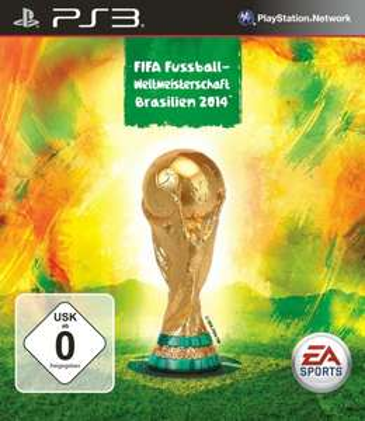 [PS3, Xbox360] Fifa Fussball-Weltmeisterschaft Brasilien 2014 für 39,97 bei Amazon.de