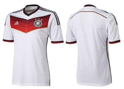 DFB Trikot [Away oder Home] WM 2014 für 50,99€
