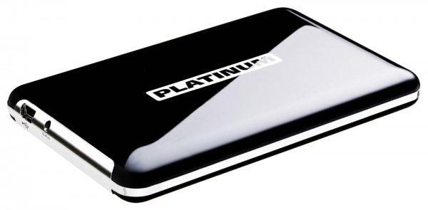 "Platinum USB 2.0 Festplattengehäuse Gehäuse für 2,5"" Festplatte @ebay 2,68€ + 3,25€ VSK"