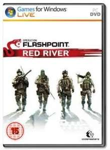 [Steam] Operation Flashpoint Red River für 97 Cent @ simplycdkeys