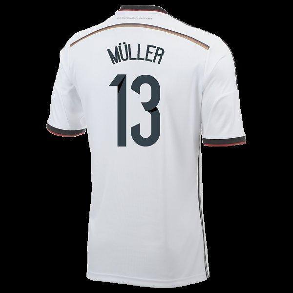 DFB-Trikot 2014 mit Spielernummer oder Personalisierung für 59.95€ dank Gutschein @adidas.de
