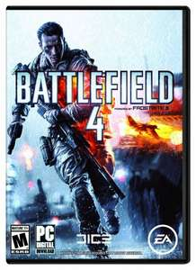 Battlefield 4 für 14€ [Amazon] [Origin]