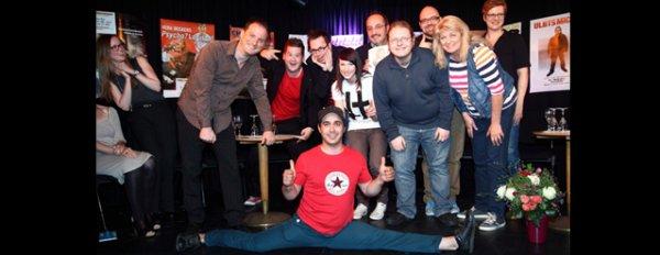 Köln: Im Juni - viele  gratis Comedy Veranstaltungen im WirtzHaus ( Ateliertheater)