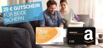 40Euro Amazon Gutschein - Kostenlose DE-Mail