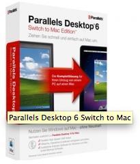 Parallels 6 Switch to mac Edition. Idealo.de 66 Euro! 25 % günstiger