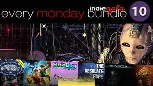 STEAM - Indie Gala Monday Bundle 6 - 5x Steam / 1x Desura