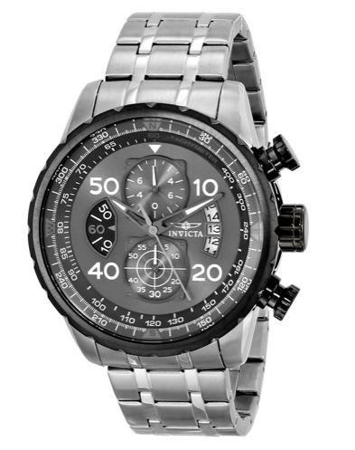"Invicta 17204 ""Aviator"" Edelstahl Herren-Armbanduhr für 97,59€ @Amazon.com"
