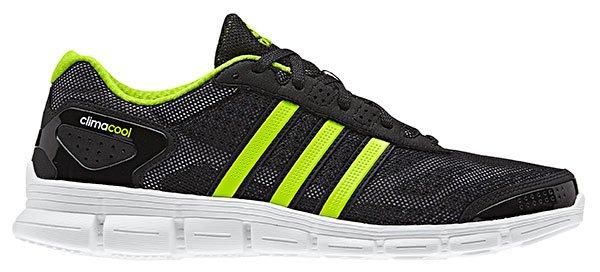 Adidas CC Fresh Black Laufschuh für 52,73 € statt 73,77