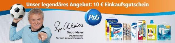 EDEKA - P&G Produkte für 20€ kaufen und  10€ Gutschein erhalten.