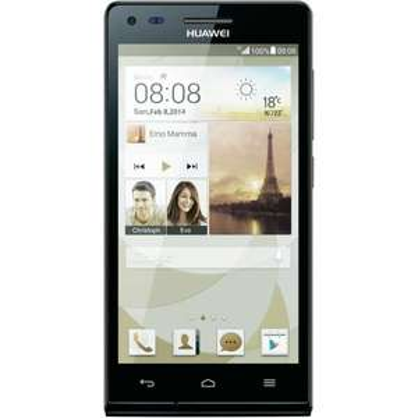 Huawei Ascend P7 mini Black LTE (4.5 Zoll). 8 MP Kamera, 1,2 GHz Quad-Corefür 229€ (Vorbestellung)@Amazon.de