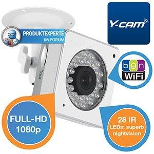Y-Cam Cube WEISS!! 155€ @iBood