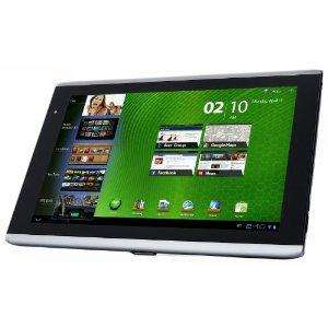 Acer Iconia Tab A500 Tablet 16 GB @ Amazon WHD