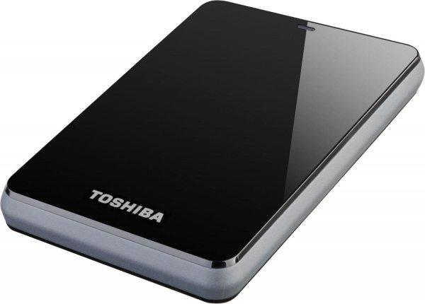 "[LOKAL MM Paderborn] Toshiba Canvio 2,5"" 1 TB USB 3.0 Festplatte - 49 €"