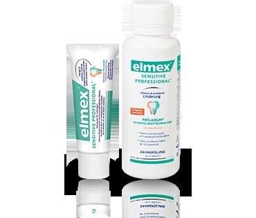 elmex SENSITIVE PROFESSIONAL Zahnpasta und Zahnspülung Testpaket kostenlos *UPDATE* Vorbei!
