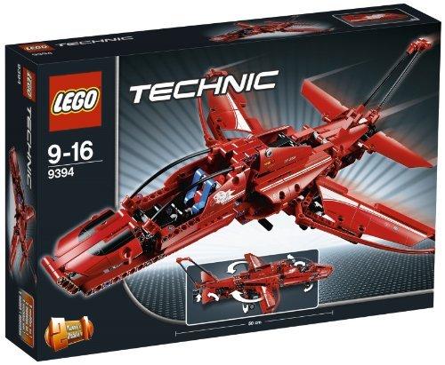 Lego™ - Technic: Düsenflugzeug (9394) ab €24,95 [@Real.de]