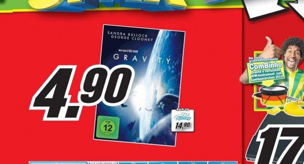 Mediamarkt Filialen Bochum (evtl Bundesweit) Gravity 3D für 14.90