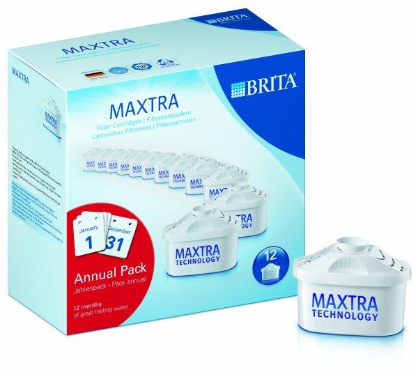 [Amazon WHD] Brita Maxtra Filterkartuschen für 39,11€ (3,26€/stk)