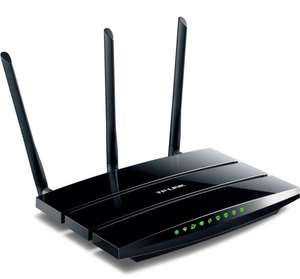 "TP-Link™ - Wireless N Gigabit ADSL2+ Modem Router ""TD-W8970B"" für €47,90 [@Amazon.de]"