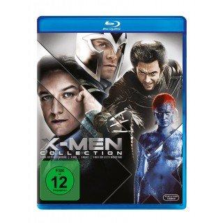 X-Men Collection [Blu-ray] für 16,99€ @Expert