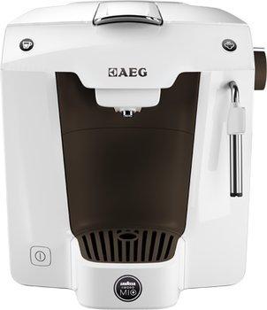AEG Favola LM5100 Kaffeekapselautomat Weiß-Braun für 25€ @Media Markt