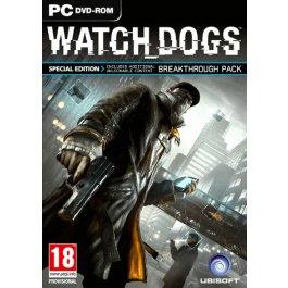 Watch Dogs (Uplay) inkl. Day 1 DLC für 26,72€ @CD Keys