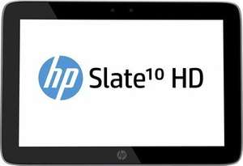 HP Slate 10 HD 3603eg Tablet 3G für 215€ @HP
