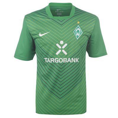 Werder Bremen Original Trikot 2011/2012 für 45 €