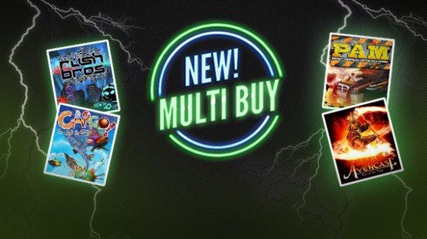 [Steam] Greenman Gaming Multibuy