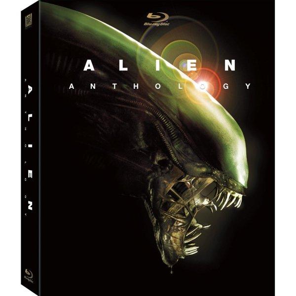 Alien Anthology [6x Blu-ray] Digibook Edition für 11,38 € inkl. Versand @Amazon.ca
