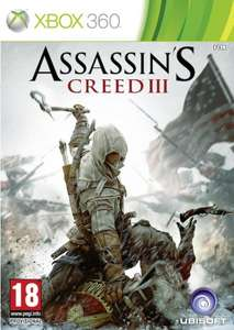 [coolshop.de] Assassin's Creed III (3) Xbox 360 für 13,95€