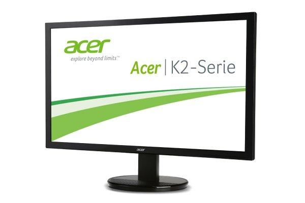 [Amazon Blitzangebot] Acer K242HLAbid 61 cm (24 Zoll) LED-Monitor (HDMI, VGA, DVI, 2ms Reaktionszeit) für 113 EUR
