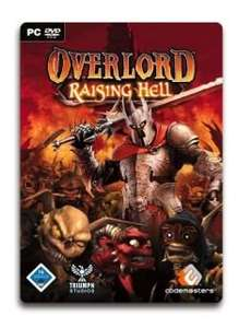 [STEAM] Overlord - Raising Hell Expansion für ca. 1,22 € @ simplycdkeys.com