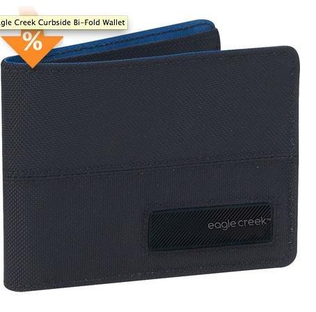 Portemonnaie gut geeignet für Outdoor-Aktivitäten  @Globetrotter €11,40